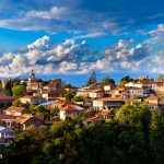 Sighnaghi-Signagi-town-in-Georgias-easternmost-region-of-Kakheti.-Sighnaghi-is-known-as-a-Love-City-in-Georgia.