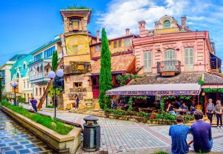 الشوارع-الرومنسية-في-تبليسي