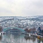 15909233-Winter-view-of-Old-Tbilisi-s-Old-town-Stock-Photo