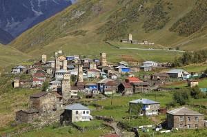 Svaneti-Ushguli-Village