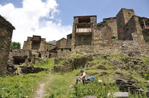shatili-fortress