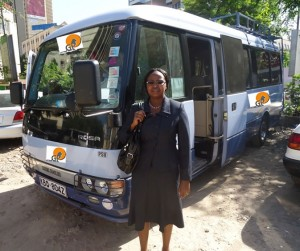 Nairobi airport shuttle transfer services
